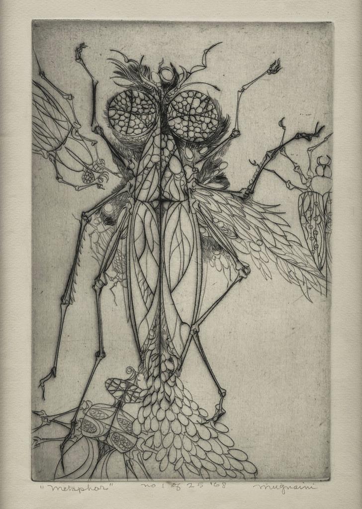 Joseph Mugnaini - The Metaphor,  1968