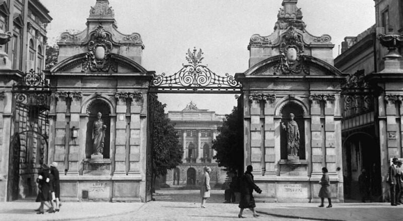 urodziny Uniwersytetu Warszawskiego