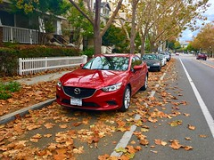 Fall is here, so is my new car