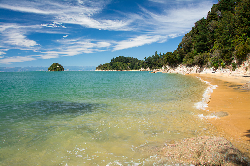 Beautiful, beach, Tasman, Bay, Abel, National, Park, New, Zealand, Aotearoa, Kaido Rummel