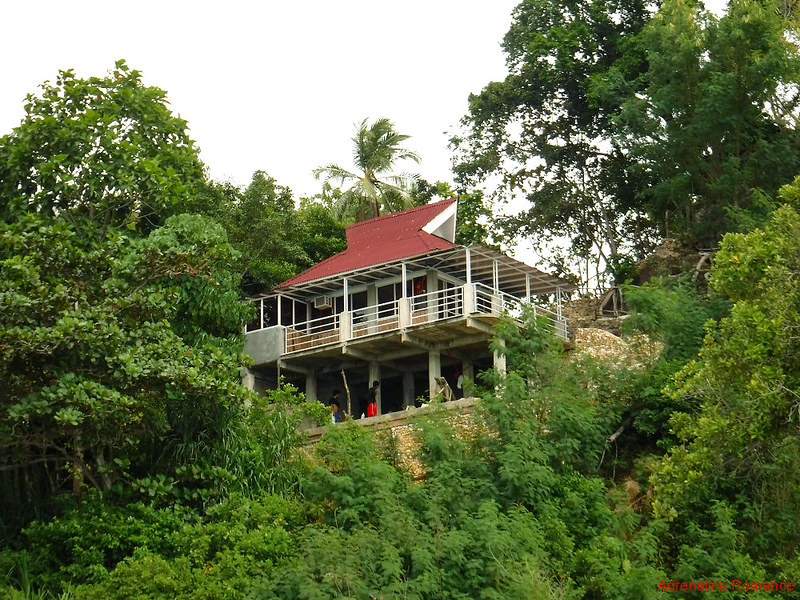 Overlooking accommodations