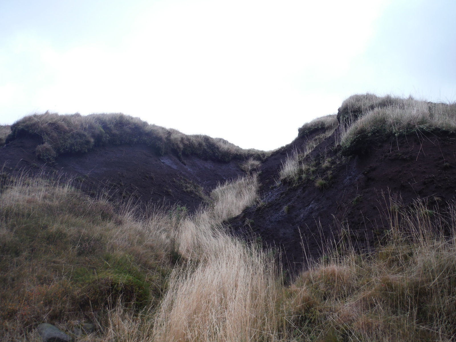 Peat Hag, Kinder Scout SWC Walk 303 - Edale Circular (via Kinder Scout and Mam Tor)