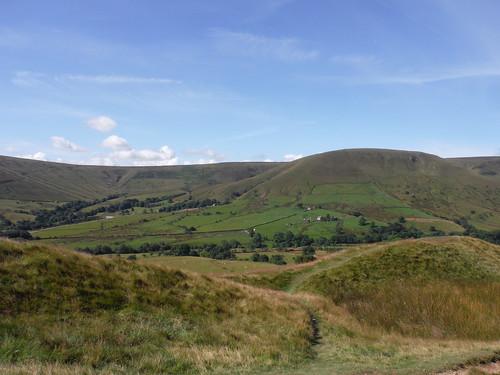 Dalehead and Horsehill Tor