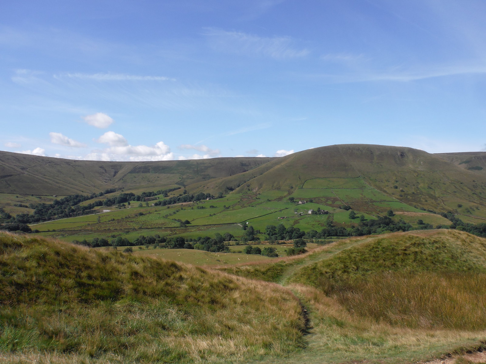 Dalehead and Horsehill Tor SWC Walk 303 - Edale Circular (via Kinder Scout and Mam Tor)