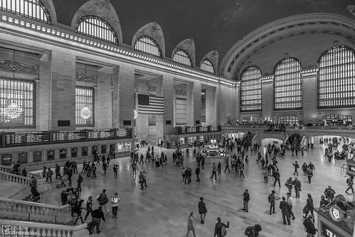 Grand Central Terminal BNW