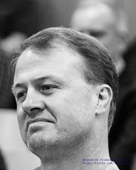 Tim Eyman in Black & White