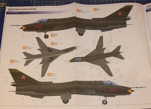 Sukhoi Su-17M3/M4 Fitter K, Kitty Hawk, 1/48 23819877528_c6e43a8869