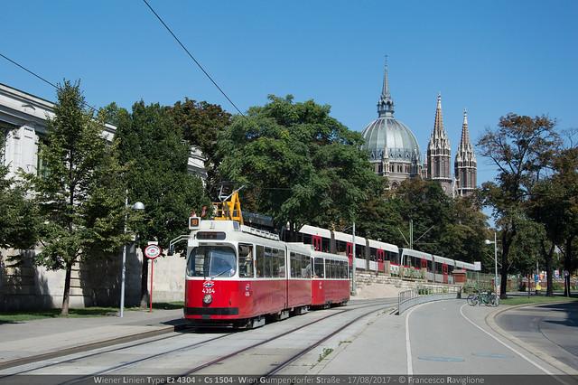 Tram, bici e metro