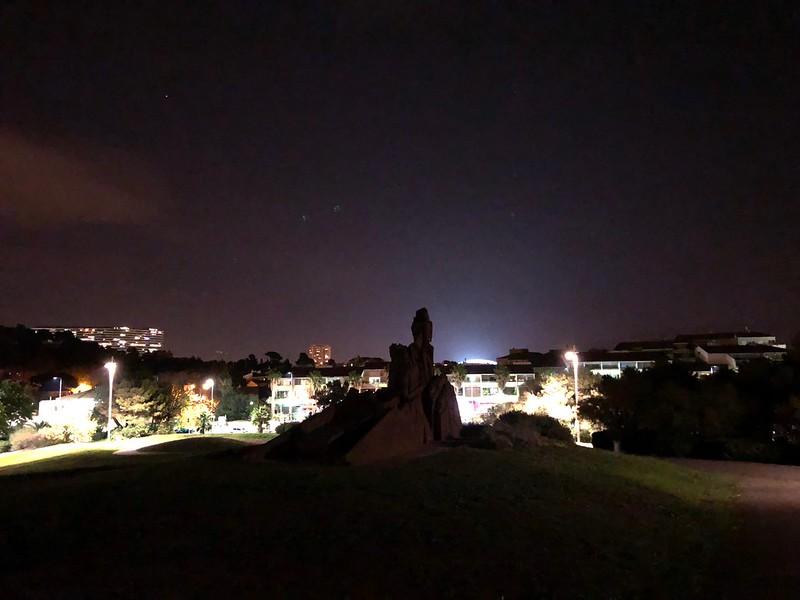 City Monument - Poet Arthur Rimbaud's Memorial, Marseille