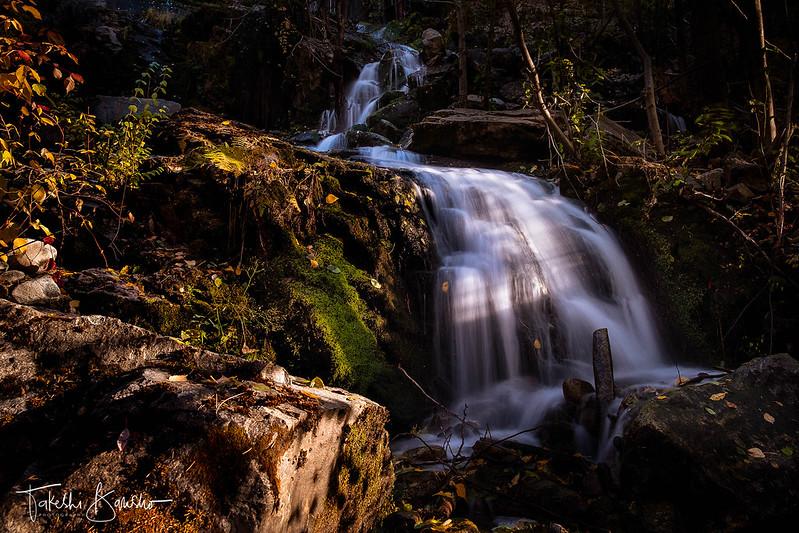 Naramata falls #2