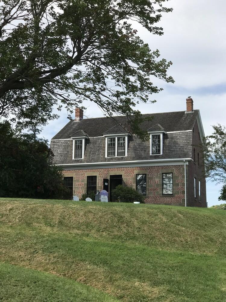 McCulloch House Museum, Pictou, Nova Scotia