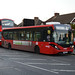 Abellio London 8867 (YX16OFT) on Route E7 to Greenford Broadway