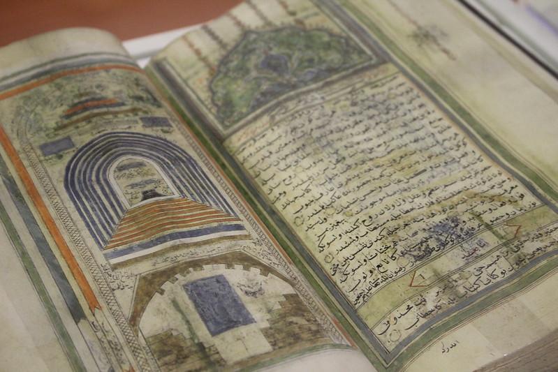 Marifetname, Erzurumlu Ibrahim Haqqi, 1760 - Foire du Livre de Charjah