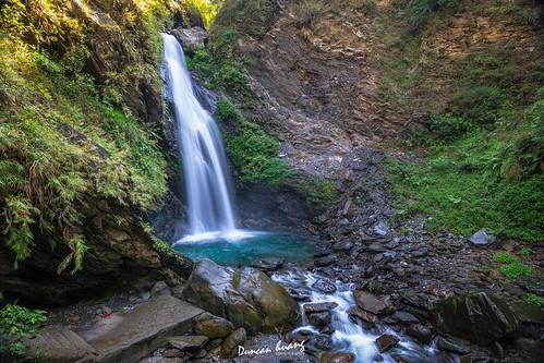 屏東-神山瀑布