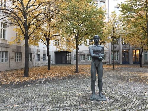 Centro Conmemorativo de la Resistencia Alemana