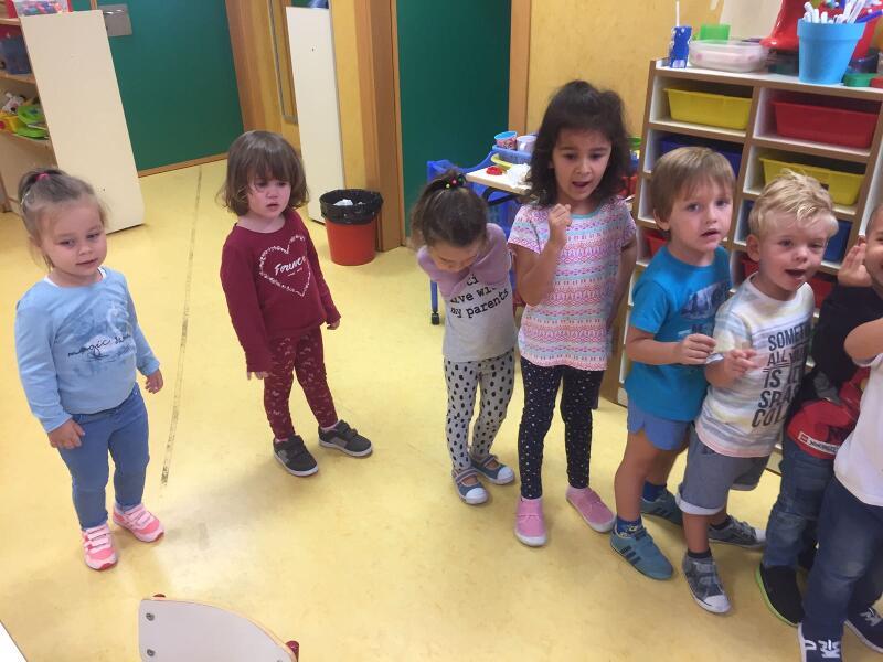 Curs 2017-18 - Infantil 3 anys - Inici del Curs