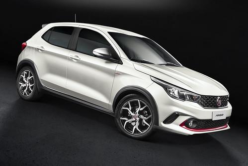Nuevo Fiat Argo oficial
