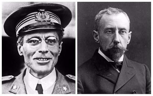 Umberto Nobile Roald Amundsen