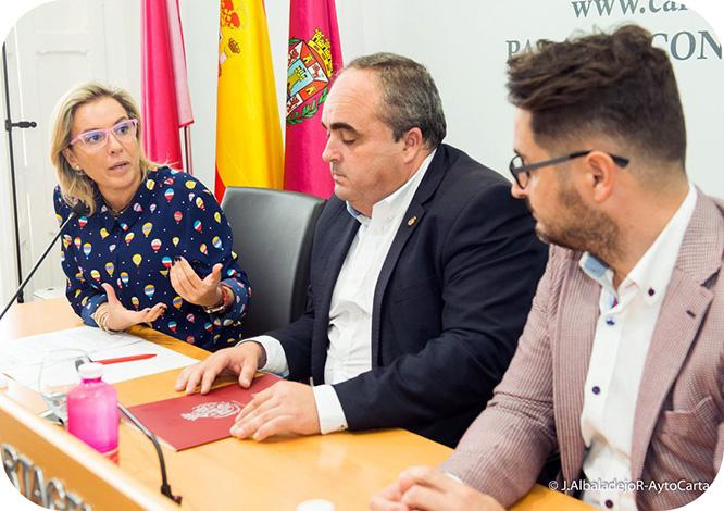 El Cartagonova renovará su césped cara al encuentro de copa frente al Sevilla