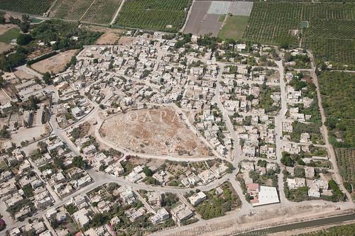 arbain cemetery jadis2021001 megaj2854 tallelarbaein tellelarbain aerialarchaeology aerialphotography middleeast airphoto archaeology ancienthistory