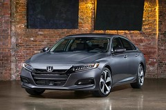 Technology News : First Drive: Honda Gears All-New 2018 Accord Toward Driving Enthusiasts But Retains Mass Appeal