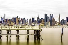 New York City Skyline - The Big Apple as viewed from New Jersey   170430-7662-jikatu