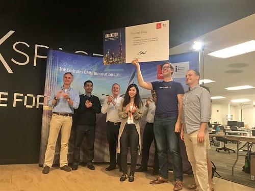 Hackathon SFO 2017