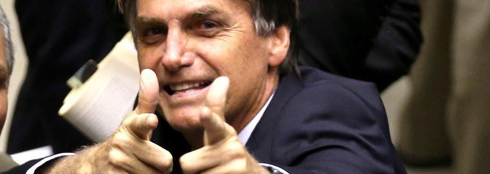 Procuradoria da República denuncia Bolsonaro no STF por crime de racismo , Bolsonaro