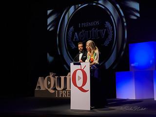 Gala  I Premios nacionales AQUITV