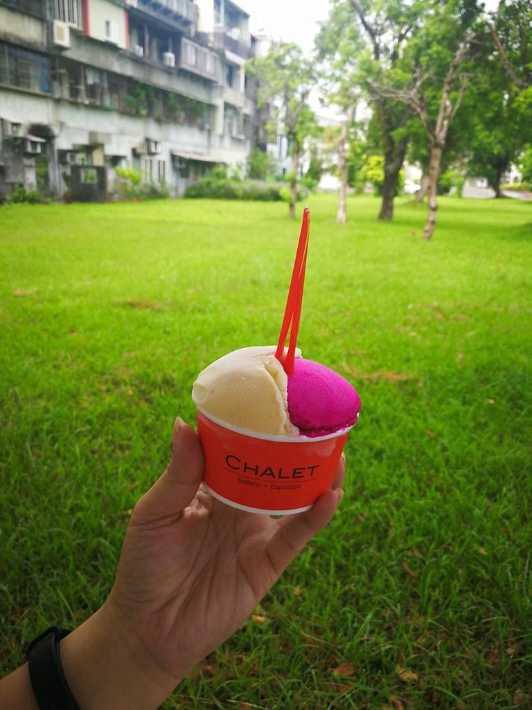 Chalet Gelato 夏蕾義式冰淇淋 (1)
