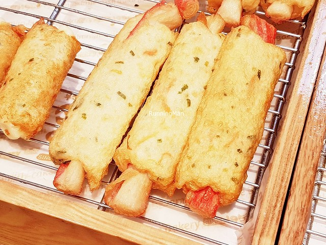Crab Stick Fish Cake