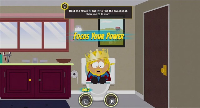 South Park TFBW - Booty Powers