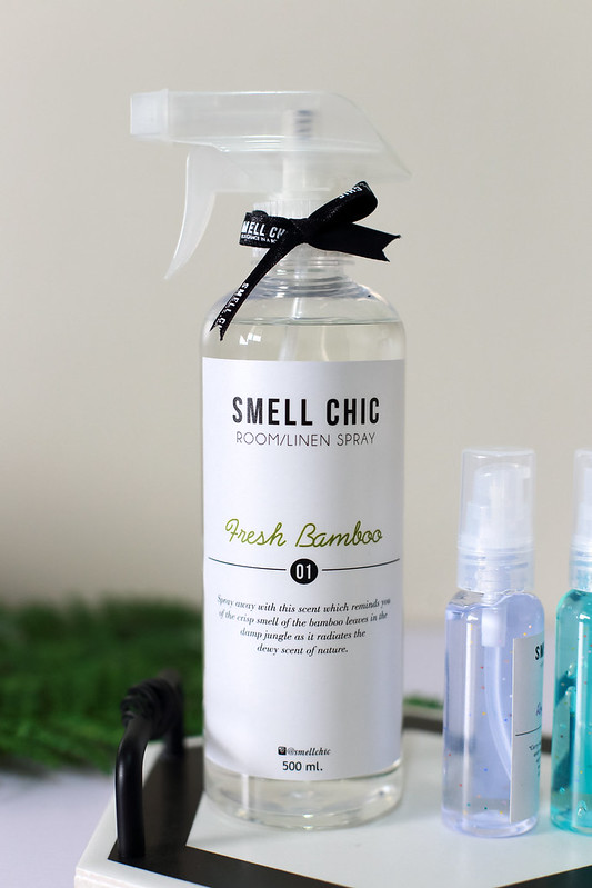 Smell Chic products