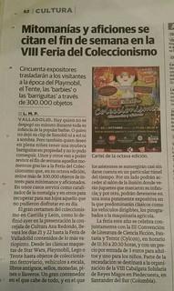 VIII Edición de Coleccionismo Rueda de Prensa en los medios