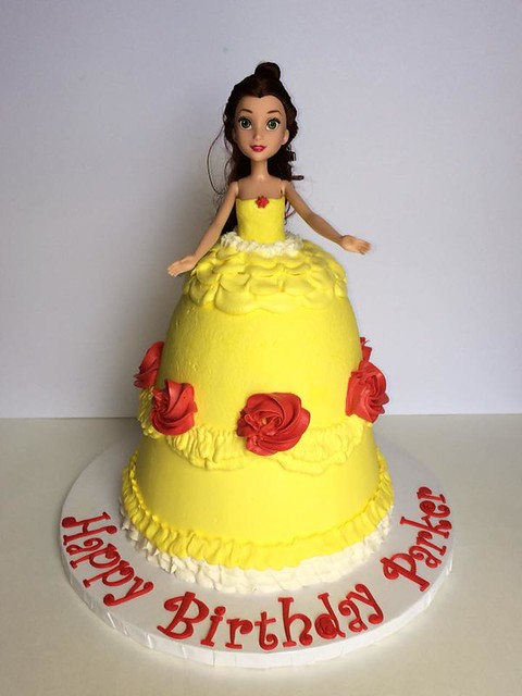 Cake by Katja Voisin of Sweet Art