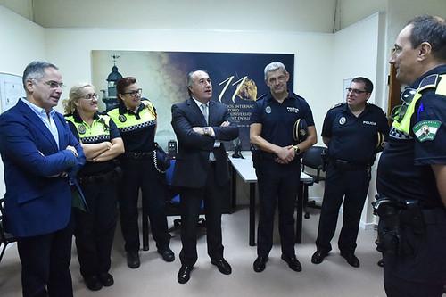 VISITA NUEVAS INSTALACIONES POLICIA LOCAL4