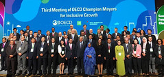Third OECD Champion Mayors for Inclusive Growth Meeting