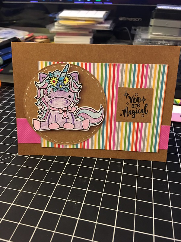 Card for mft challenge