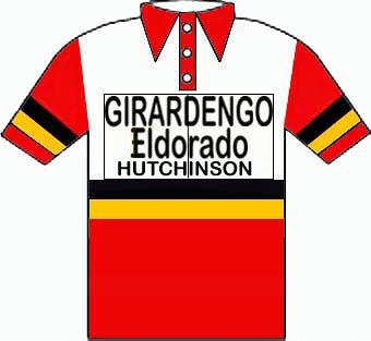 Girardengo - Giro d'Italia 1954