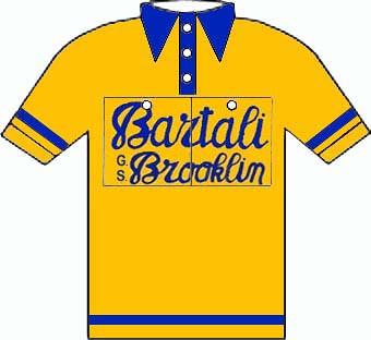 Bartali - Giro d'Italia 1954