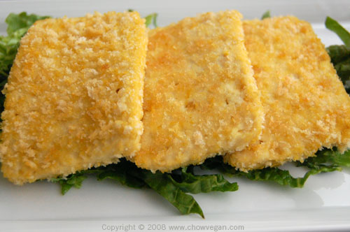 Crispy Baked Tofu | Chow Vegan