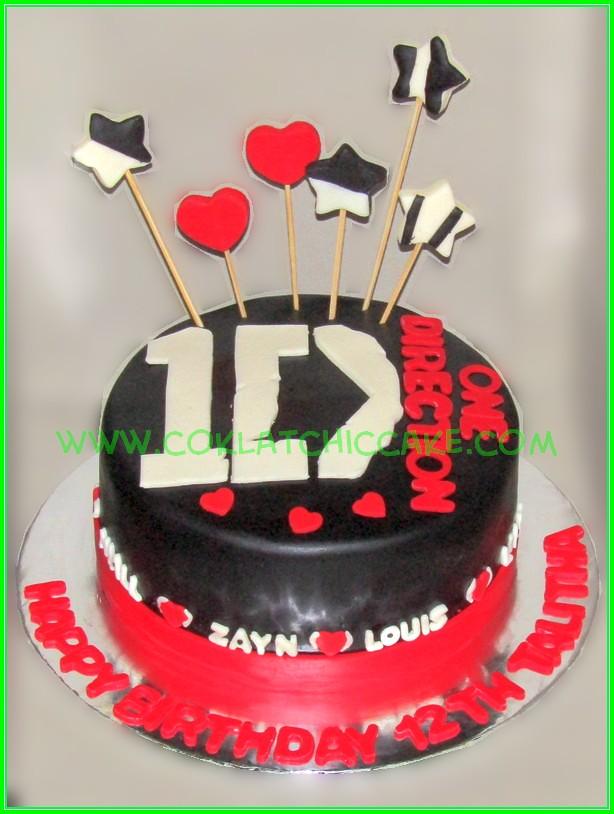 Cake One D - TALITHA