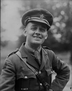Lieutenant George Burdon McKean / Lieutenant George Burdon McKean