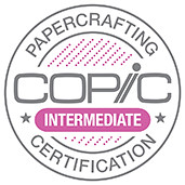 Copic Intermediate Designer Certification | Tracy Marie Lewis | www.stuffnthingz.com