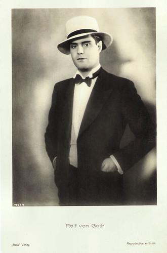 Rolf von Goth