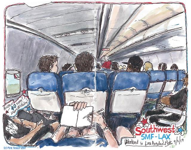 Southwest to LAX sep17 sm