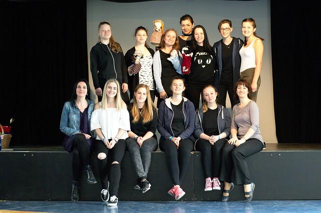 Theateraufführung Aachen 2017