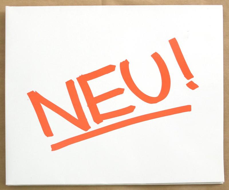 """NEU! I WHITE VINYL GATEFOLD 12"""" LP VINYL"""