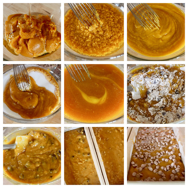 Pumpkin Choco Chip Loaf - 26