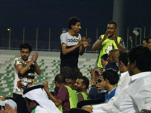 Al Ahli 0:2 Umm Salal